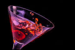Disco Drink Royalty Free Stock Images