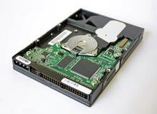 Disco duro 3.5 genéricos imagen de archivo