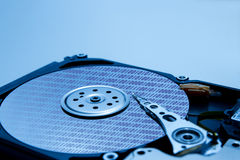 Disco duro Fotografia de Stock