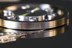 Disco duro Imagenes de archivo