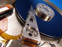 Disco duro 7 Imagem de Stock Royalty Free