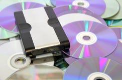 Disco duro del almacenaje Foto de archivo