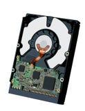 Disco duro del ordenador Fotografía de archivo
