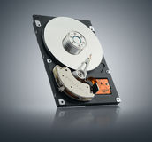 Disco duro del ordenador Fotos de archivo