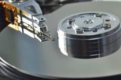 Disco duro del ordenador Foto de archivo libre de regalías