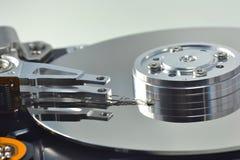 Disco duro del ordenador Imágenes de archivo libres de regalías