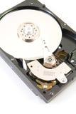 Disco duro del ordenador fotografía de archivo libre de regalías