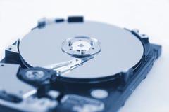 Disco duro frío Fotos de archivo