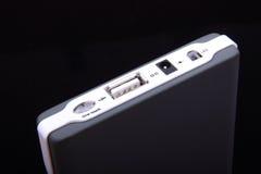 Disco duro móvel Foto de Stock Royalty Free