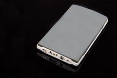 Disco duro móvil Imagen de archivo libre de regalías