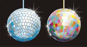 Disco-esferas Fotos de Stock