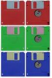 Disco flexível Imagens de Stock