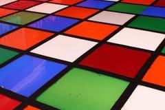 Disco Floor ( Landscape Version ) Stock Images