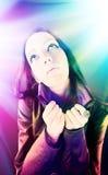 disco freak Στοκ φωτογραφίες με δικαίωμα ελεύθερης χρήσης