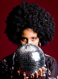 Disco girl Stock Photography