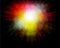 Disco Globe Stock Image