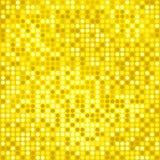 Disco gold background Royalty Free Stock Photos