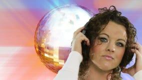 Disco het Dansen royalty-vrije illustratie