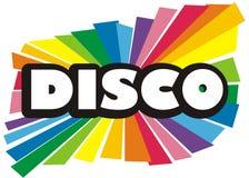 Disco illustration Royalty Free Stock Photography