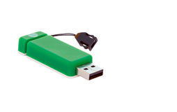 Disco instantâneo do USB Fotografia de Stock Royalty Free