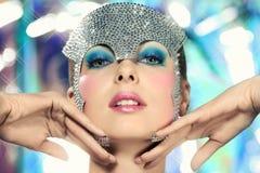 Disco-Königin Lizenzfreie Stockbilder