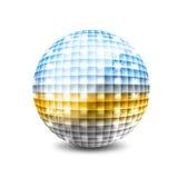Disco-Kugel stock abbildung