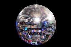 Disco-Kugel Stockfoto