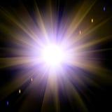 Disco-Lampe Lizenzfreie Stockfotografie