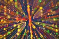 Disco-Leuchten Lizenzfreie Stockfotos