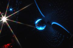 Disco lights Stock Photos