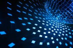 Disco lights background Stock Image