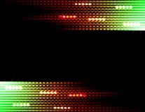Disco lights background Royalty Free Stock Photos