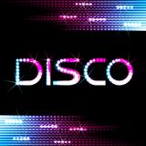 Disco lights background Stock Photography