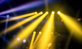 Disco lights backgrounds Royalty Free Stock Images