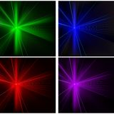 Disco Lights set Royalty Free Stock Photo