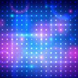 Disco lights. Vector illustration of disco lights Royalty Free Stock Image
