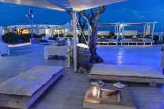 Disco Lounge Royalty Free Stock Image
