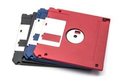 A disco magnetico Fotografia Stock