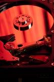 Disco magnetico riflettente Immagine Stock Libera da Diritti
