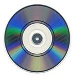 Disco magnetoóptico Fotografía de archivo libre de regalías