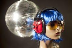 Disco mannequin Stock Photos