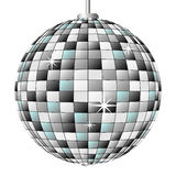 Disco mirror ball Royalty Free Stock Photos