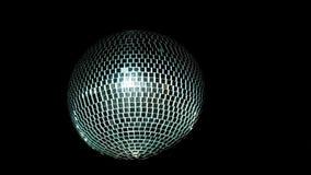 Disco ball stock footage