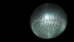 Disco ball stock video