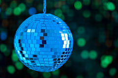 Disco Mirror sphere Royalty Free Stock Photos