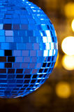 Disco Mirror sphere Royalty Free Stock Images