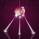 Disco Music Flour Royalty Free Stock Photo