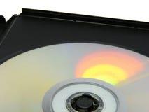 Disco na caixa Imagens de Stock