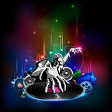 Disco Night Royalty Free Stock Images