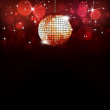 Disco Night Background Stock Photos
